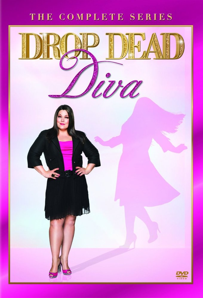 Drop dead diva complete series 18 dvd 2015 television on starring brooke elliott sony - Drop dead diva watch series ...