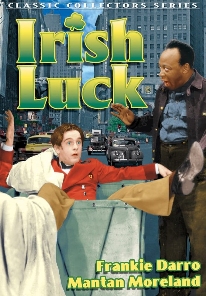 "Irish Luck - 11"" x 17"" Poster"