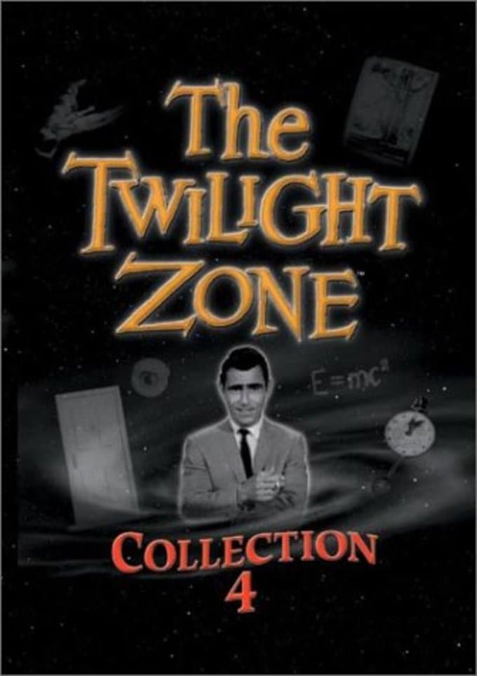 The Twilight Zone - Collection 4 (9-DVD)
