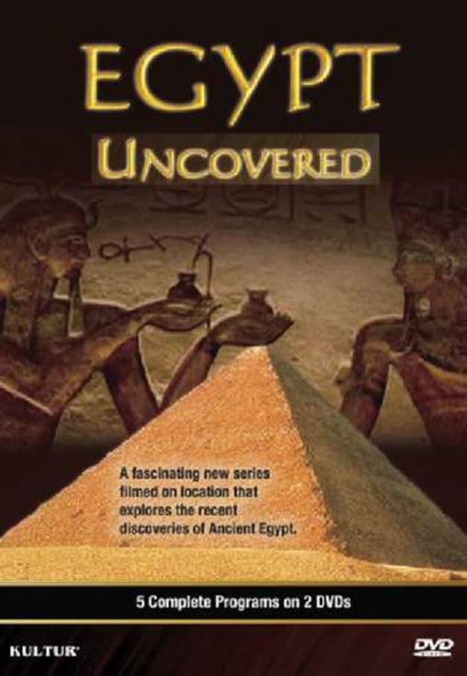 Egypt Uncovered (2-DVD)