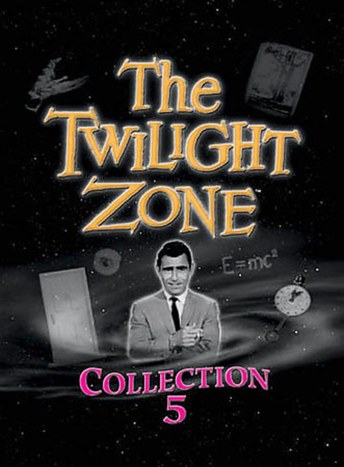 The Twilight Zone - Collection 5 (9-DVD)