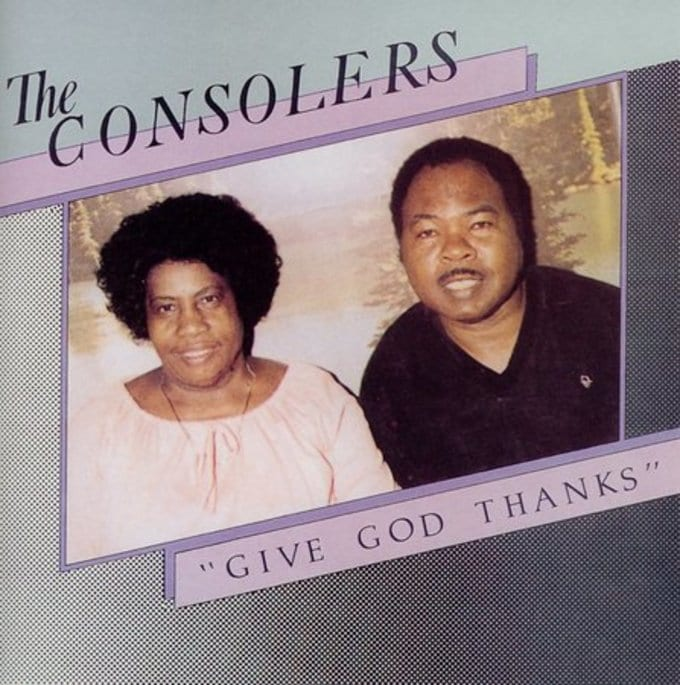 Give God Thanks (Live)
