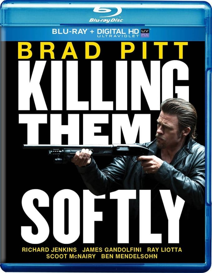 Killing Them Softly (Blu-ray + DVD)