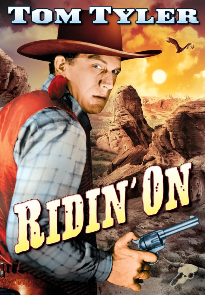 "Ridin' On - 11"" x 17"" Poster"