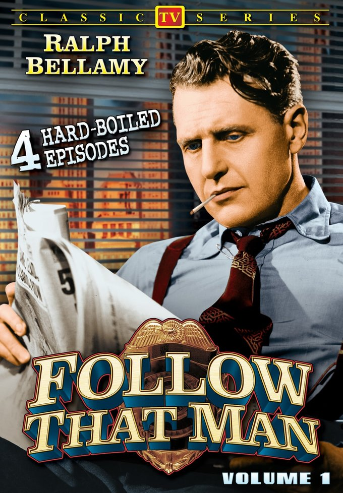 Follow That Man (aka Man Against Crime), Volume 1