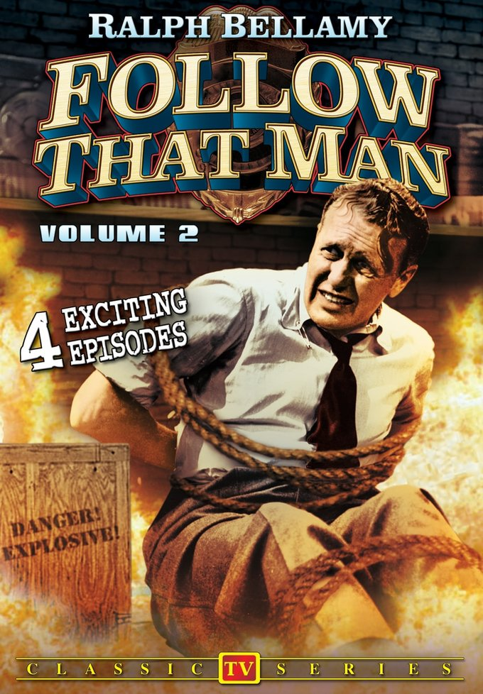 Follow That Man (aka Man Against Crime), Volume 2