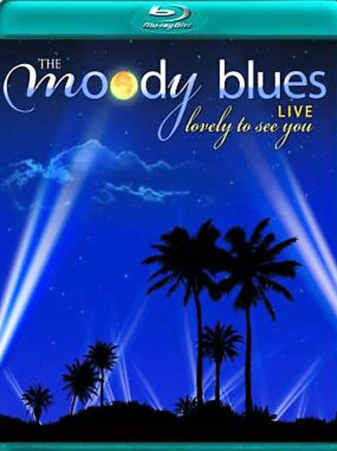 Moody Blues - Lovely To See You - Live (Blu-ray)