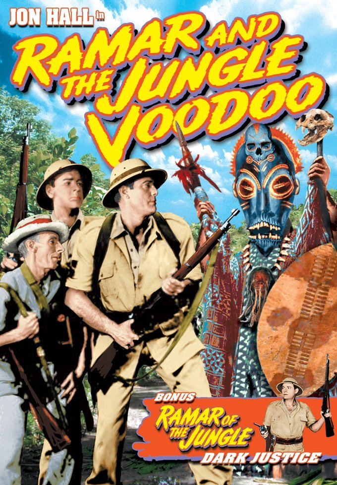 Ramar And The Jungle Voodoo (Feature)