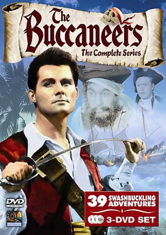 The Buccaneers - The Complete Series