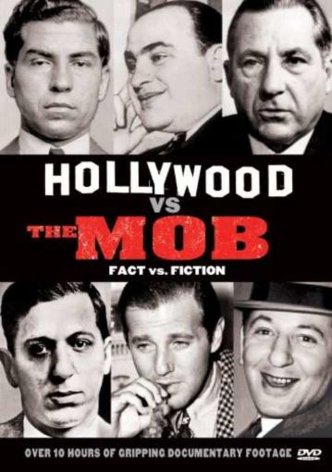 Hollywood vs The Mob (3-DVD)
