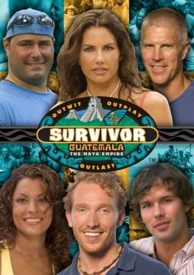 Season 11 (Guatemala) (5-Disc)