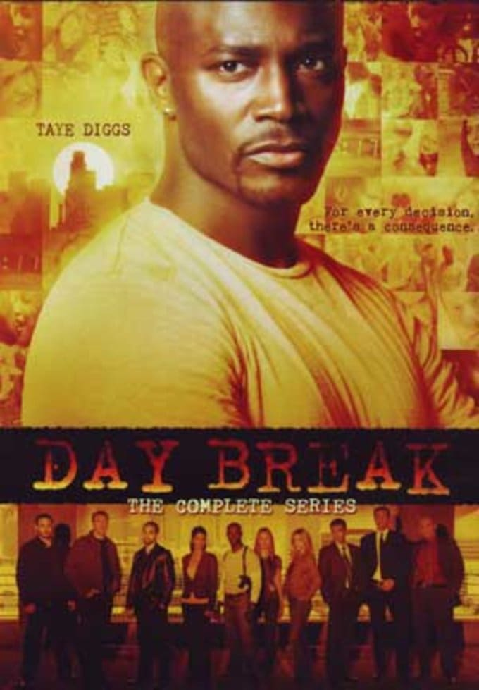 Day Break - Complete Series (2-DVD)