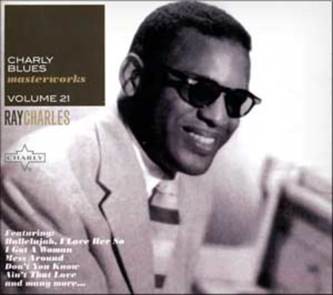 Charly Blues Masterworks, Volume 21: Ray Charles