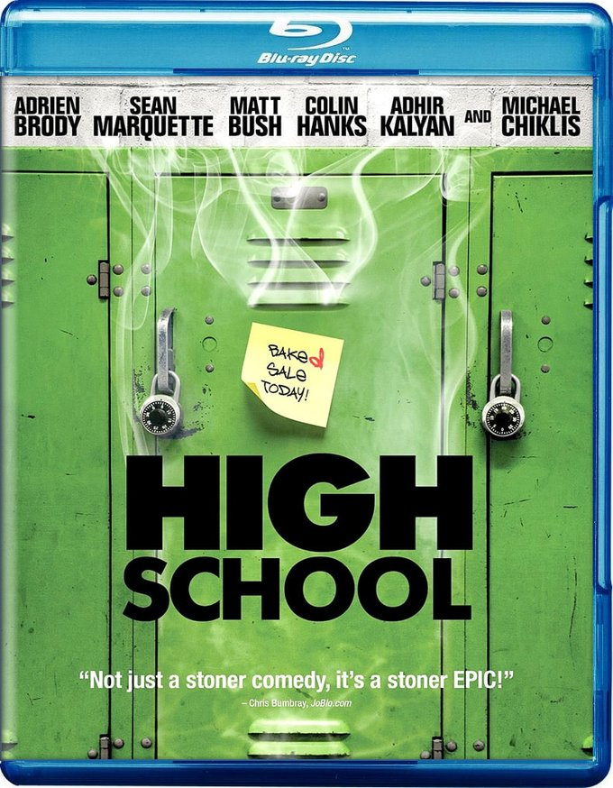 High School (Blu-ray)