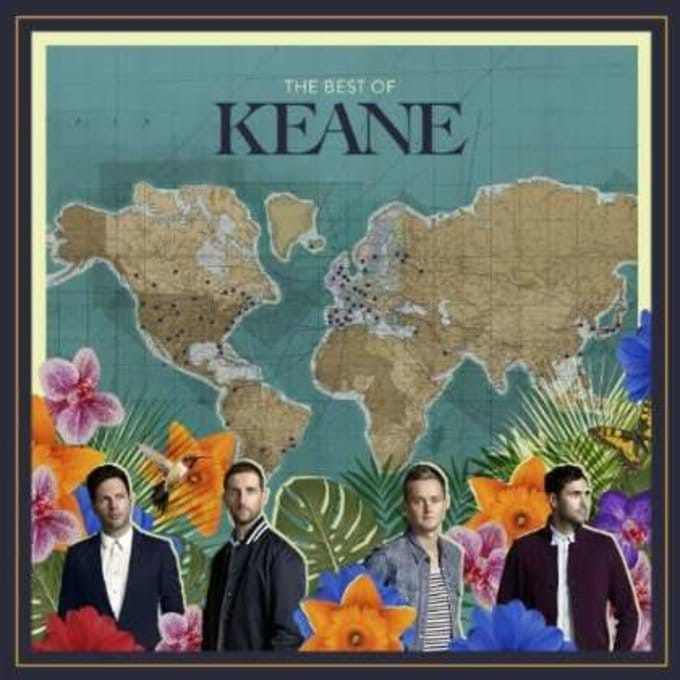 The Best of Keane [Deluxe Edition] (2-CD)