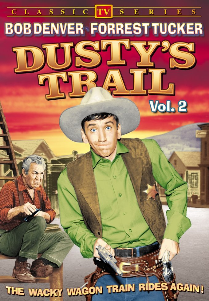 "Dusty's Trail, Volume 2 - 11"" x 17"" Poster"