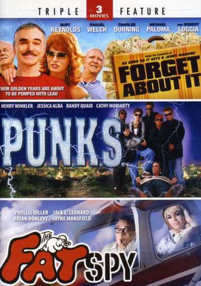 Forget About It / Punks / The Fat Spy