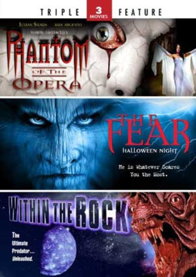 Phantom of the Opera / The Fear: Halloween Night