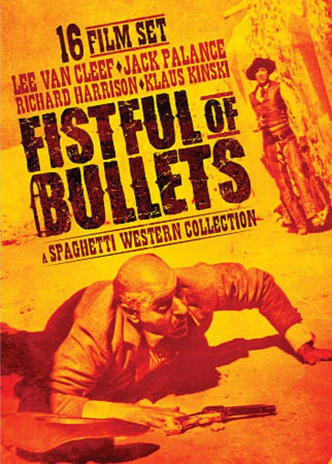 Fistful of Bullets: Spaghetti Western 16-Film