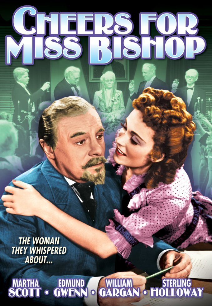 "Cheers for Miss Bishop - 11"" x 17"" Poster"