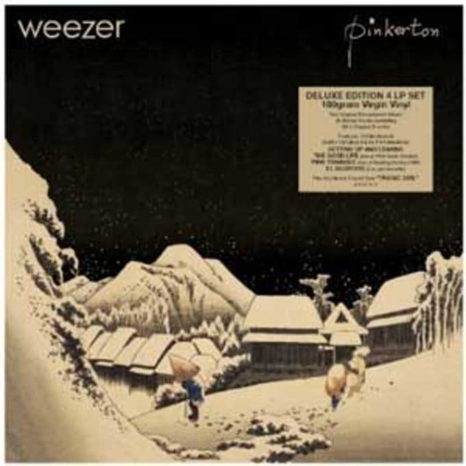 Pinkerton (Deluxe Edition) (4-LPs-180GV)