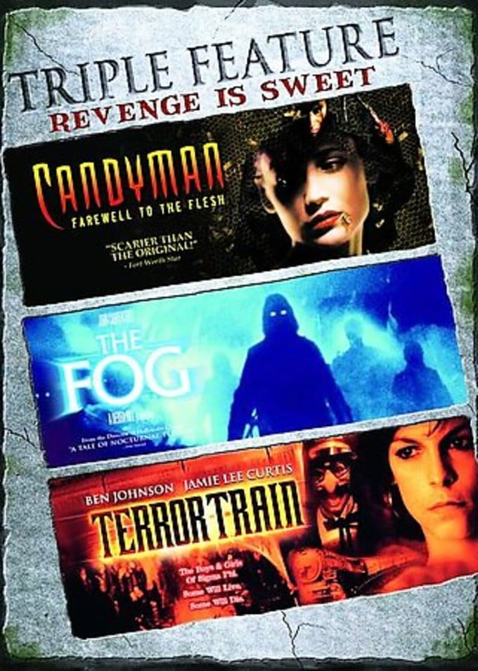 Revenge is Sweet Triple Feature (Candyman 2 / The