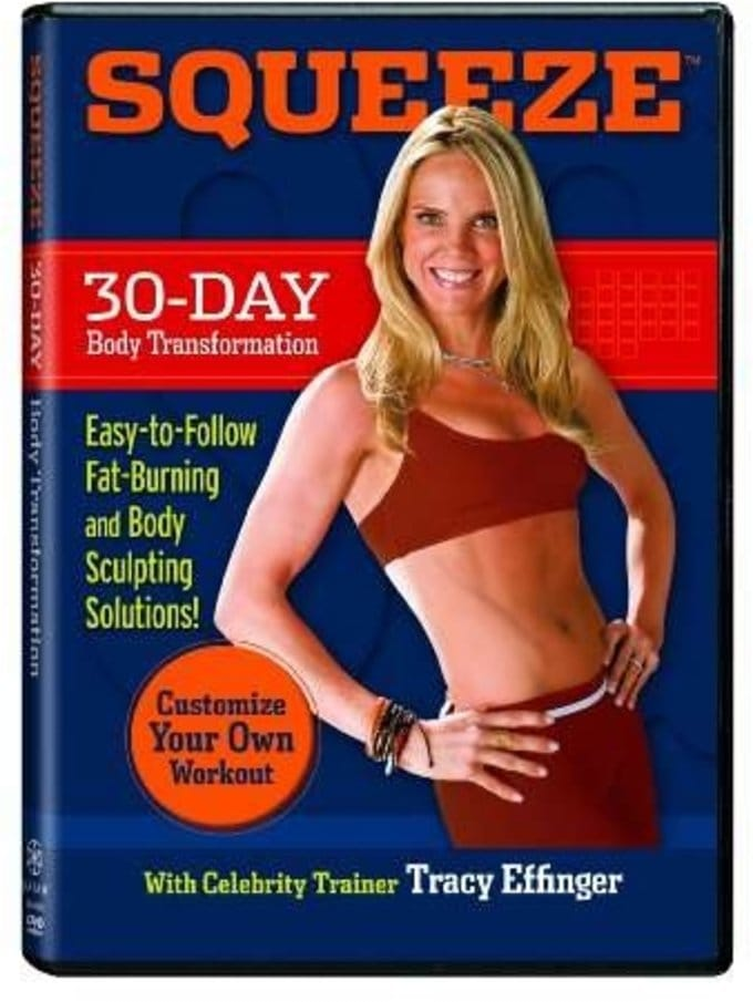 Squeeze - 30 Day Body Transformation (Tracy