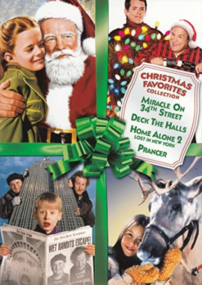 Christmas Favorites Collection (Miracle on 34th