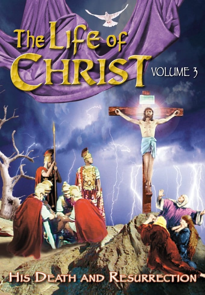 "The Life of Christ, Volume 3 - 11"" x 17"" Poster"
