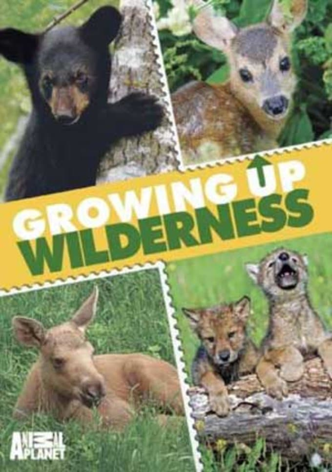 Animal Planet - Growing Up Wilderness