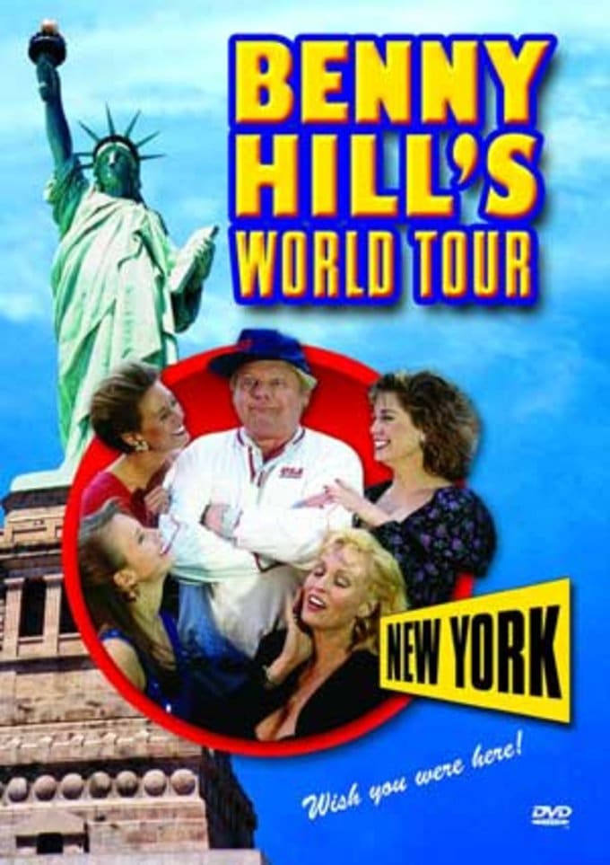 Benny Hill: World Tour: New York