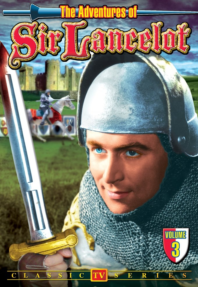 "Adventures of Sir Lancelot, Volume 3 - 11"" x 17"""