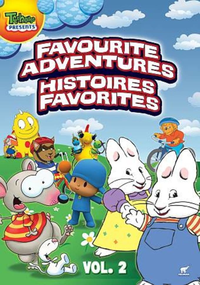 Treehouse Presents - Favourite Adventures, Volume