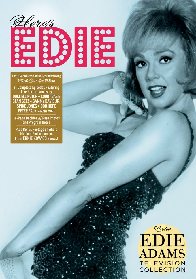 Here's Edie - The Edie Adams Television