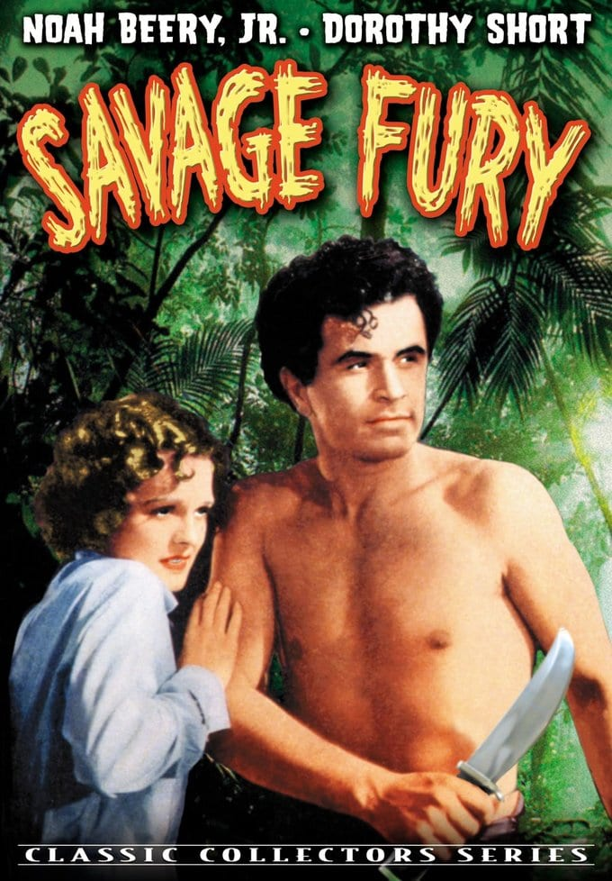 "Savage Fury - 11"" x 17"" Poster"