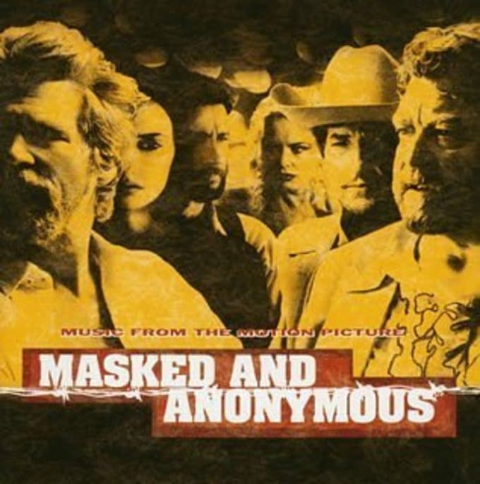 Masked and Anonymous [Import]