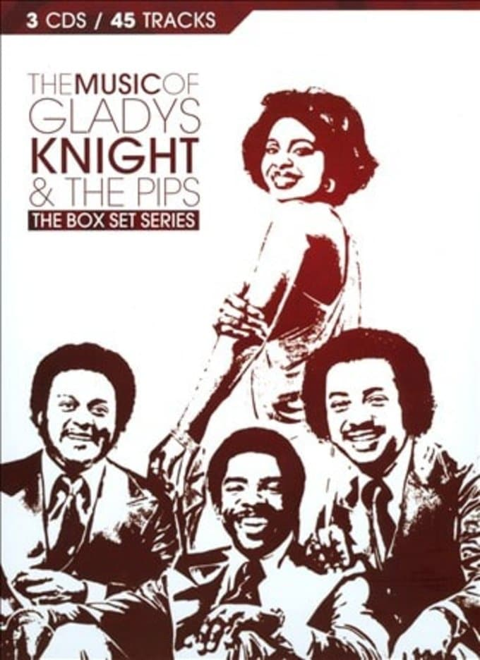 The Music of Gladys Knight & the Pips (3-CD Box
