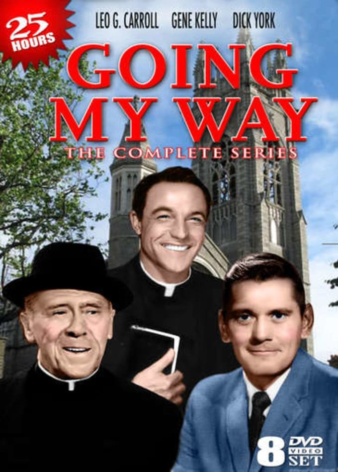 Going My Way - Complete Series (8-DVD)