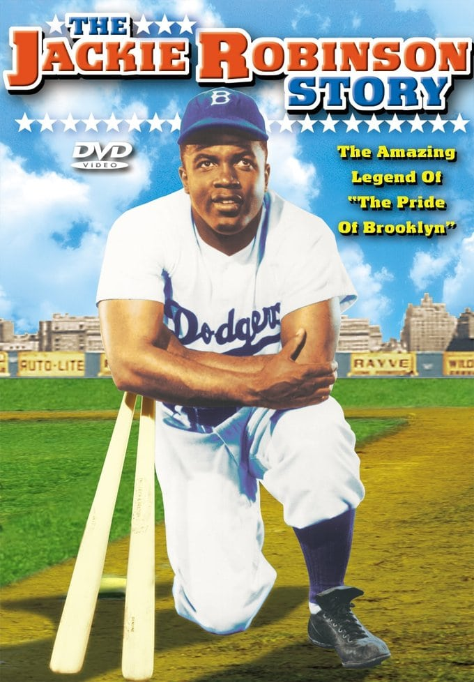 "Jackie Robinson Story - 11"" x 17"" Poster"