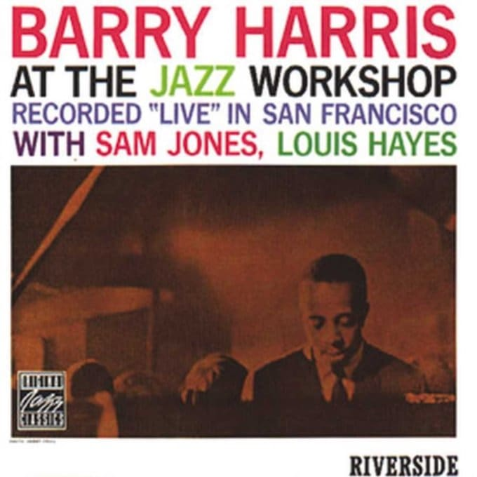 Barry Harris at the Jazz Workshop (Live)