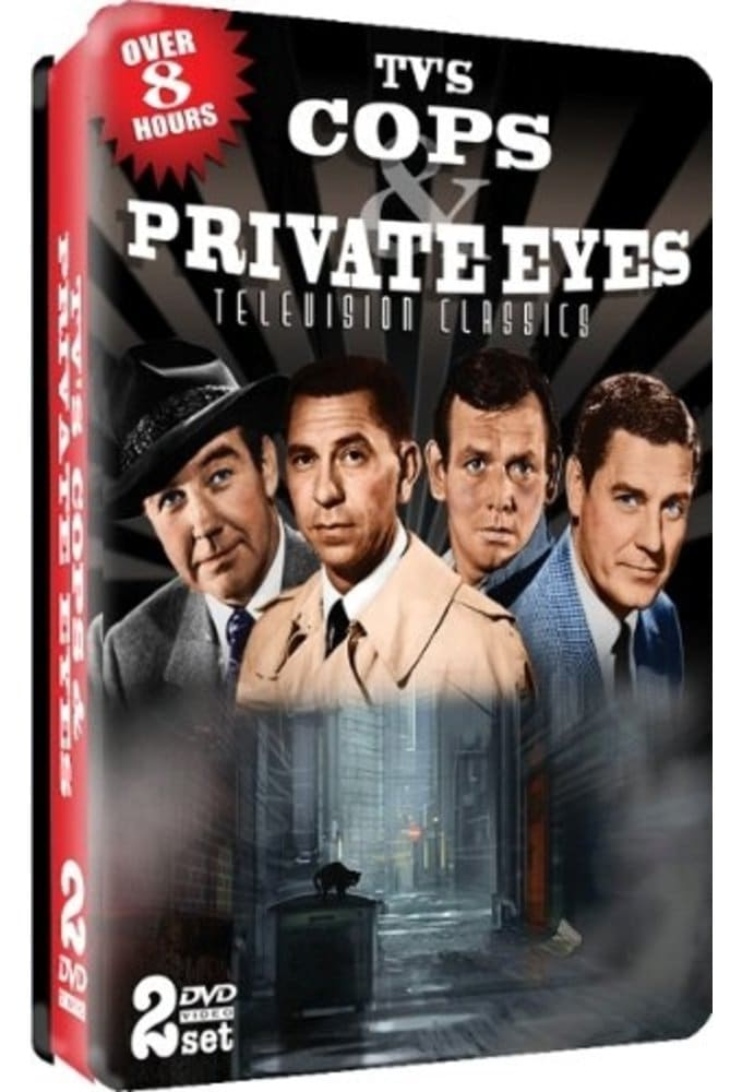 TV's Cops & Private Eyes: Television Classics
