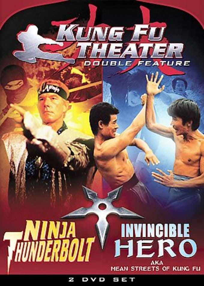 Kung Fu Theater Double Feature - Ninja