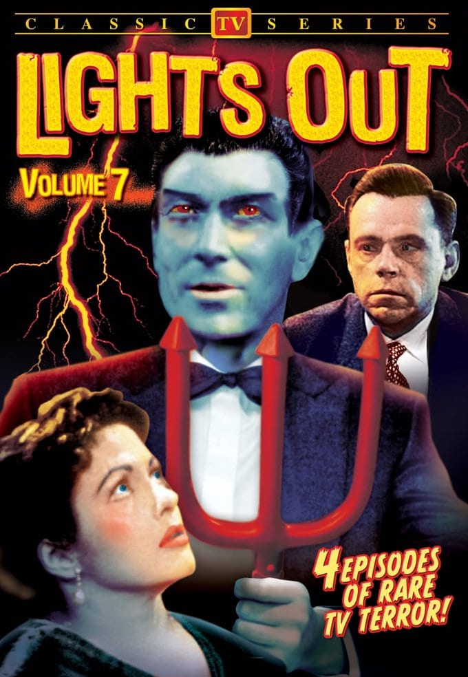 "Lights Out, Volume 7 - 11"" x 17"" Poster"