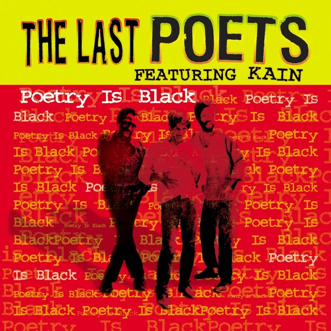 Poetry Is Black