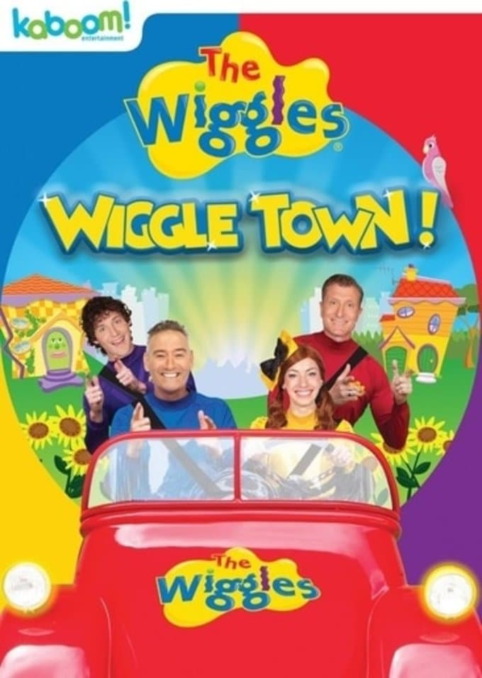 The Wiggles : Wiggle Town DVD (2016) Starring The Wiggles; Sony ...