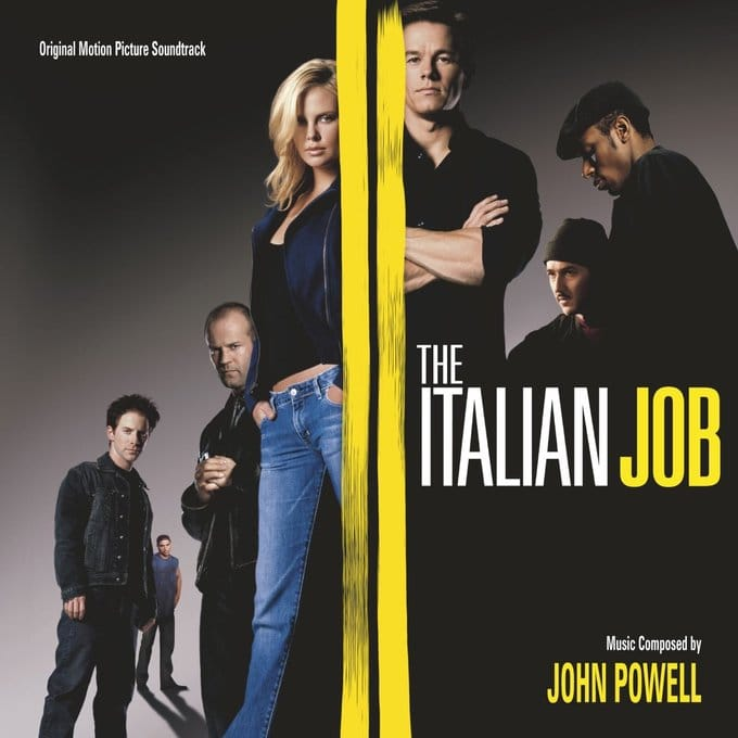 The Italian Job (2003) (Original Motion Picture