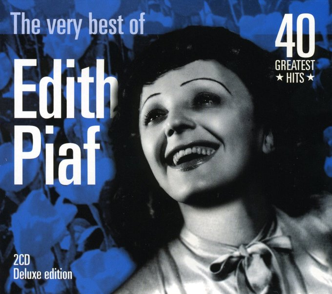 Very Best Of Edith Piaf