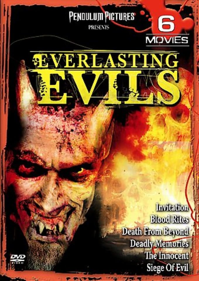 Everlasting Evils 6-Film Collection: Invitation /