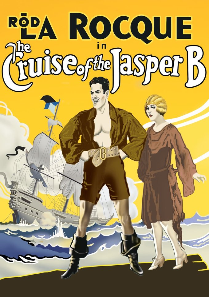 The Cruise of the Jasper B (Silent)