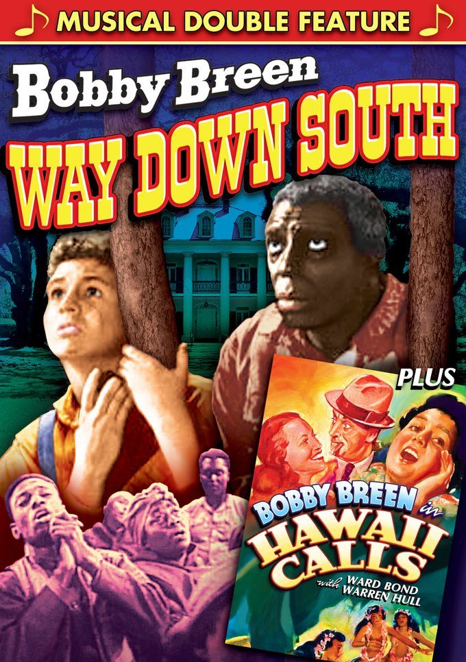 Bobby Breen Double Feature: Way Down South (1939)